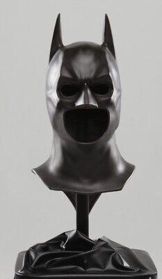 Batman Begins Dark Knight Cowl Mask Cosplay 24