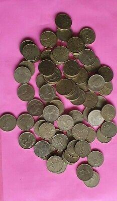 Pièces de monnaies Belgique LOT
