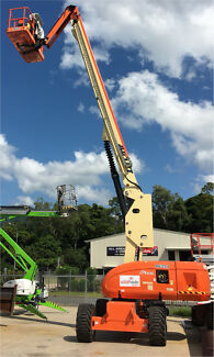Excavator Hire Crane  and Access Equipment Hire