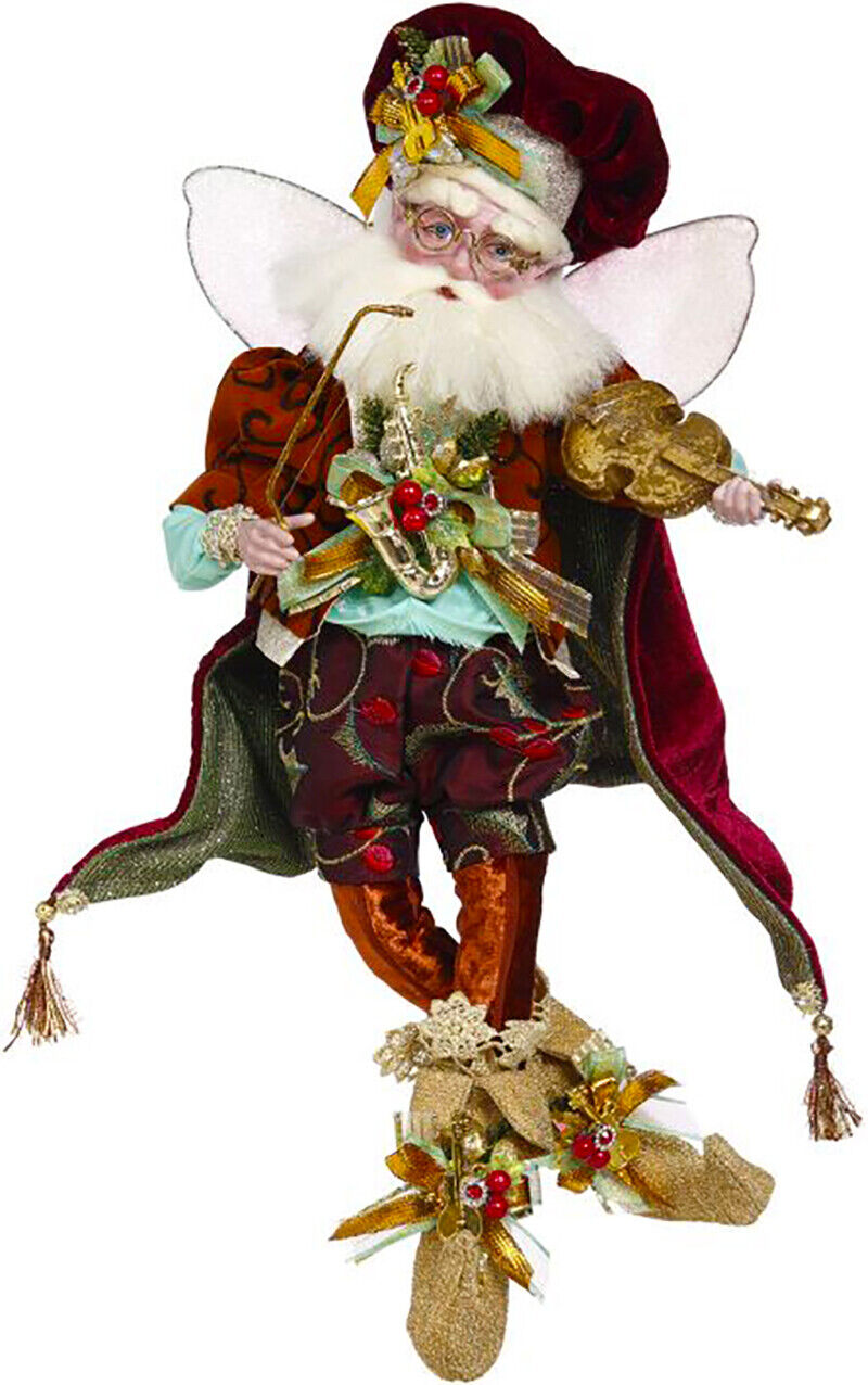 "[Mark Roberts Fairies - The Violinist Fairy 51-05960 Medium 17"" Figurine</Title]"