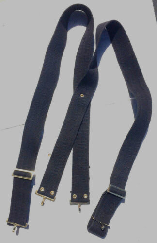 Supenders for Lee Navy Mills Cartridge Belt