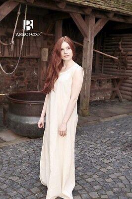 Mittelalter Unterkleid ärmellos Wikinger Sommer / LARP - Natur von - Wikinger Kostüm