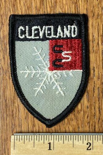 Vintage Ski Patch ~ Cleveland Ohio