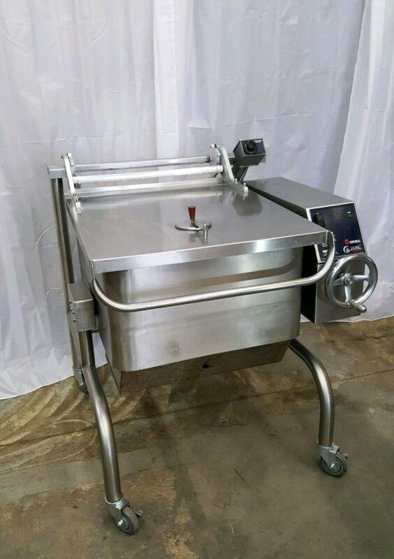 GROEN BPM-30G 30 Gallon TILTING SKILLET Braising Pan PROPANE GAS