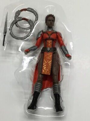 Marvel Legends NAKIA 6 inch Action Figure Loose Black Panther Free Shipping