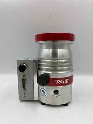 Pfeiffer Vacuum Hipace 80 Turbomolecular Pump Pm P03 940 A Tc110 Controller