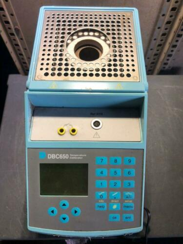 Druck DBC650 TS Temperature Calibrator