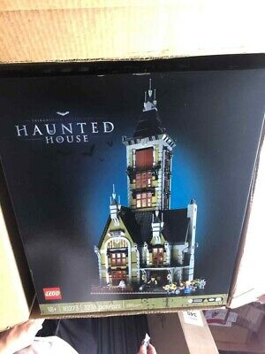 LEGO Creator Fairground Collection Haunted House 10273 - New Factory, Sealed Box