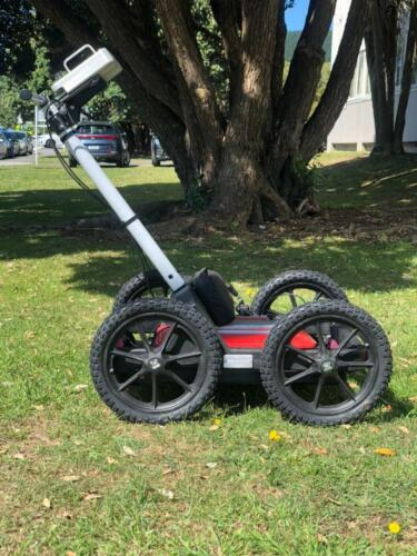 Ground Penetrating Radar (GPR) Mala Easy Locator 500 MHz
