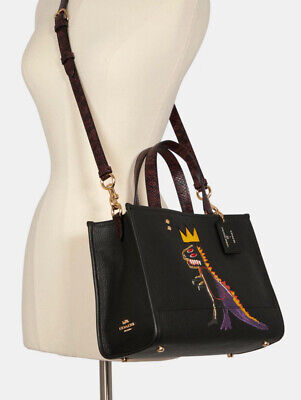 Coach x Jean Michel Basquiat Dempsey Carryall Tote *NWT* Style C5661