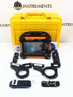 Siui Syncscan Portable Ultrasonic Flaw Detector Wphased Array Probes Ndt Paut