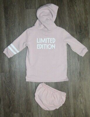 Gymboree Baby Toddler Girls Shirt Dress w/ Bloomers Set Limited Edition ~ 12-18M