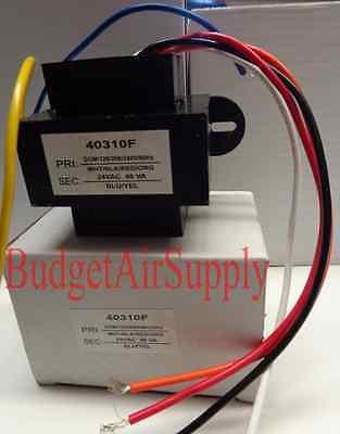 Universal 24 volt Foot Mount Transformer 120/208/240 40 VA 60Hz 40310F HVAC (Foot Mount Transformer)