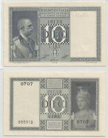 Regno D'italia - 10 Lire ,imperiale, 1944 Fds -  - ebay.it
