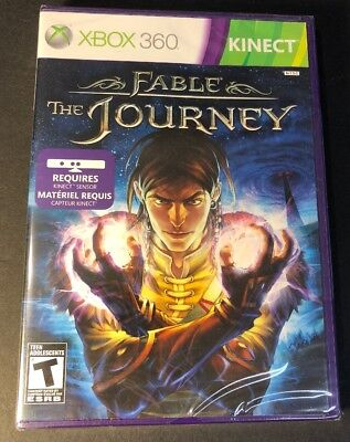 Used, Fable The Journey [ Kinect Game ] (XBOX 360) NEW for sale  Shipping to Nigeria