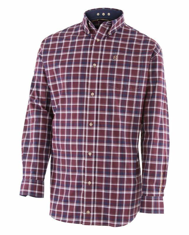 Noble Equestrian Mens Generations Fit Long Sleeve Shirt - Prints & Plaids