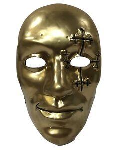 GB-Danny-Nino-Dorado-HOLLYWOOD-UNDEAD-Banda-Plastico-Halloween-Mascara-disfraz