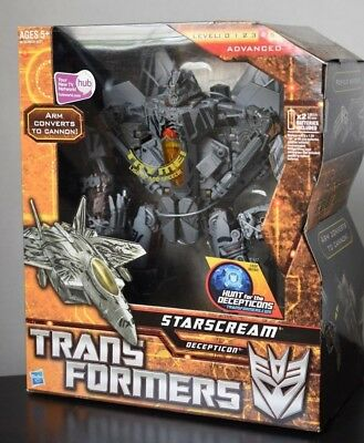 Transformers Hunt for the Decepticons HFTD ROTF Movie Leader class - Transformers Movies For Kids