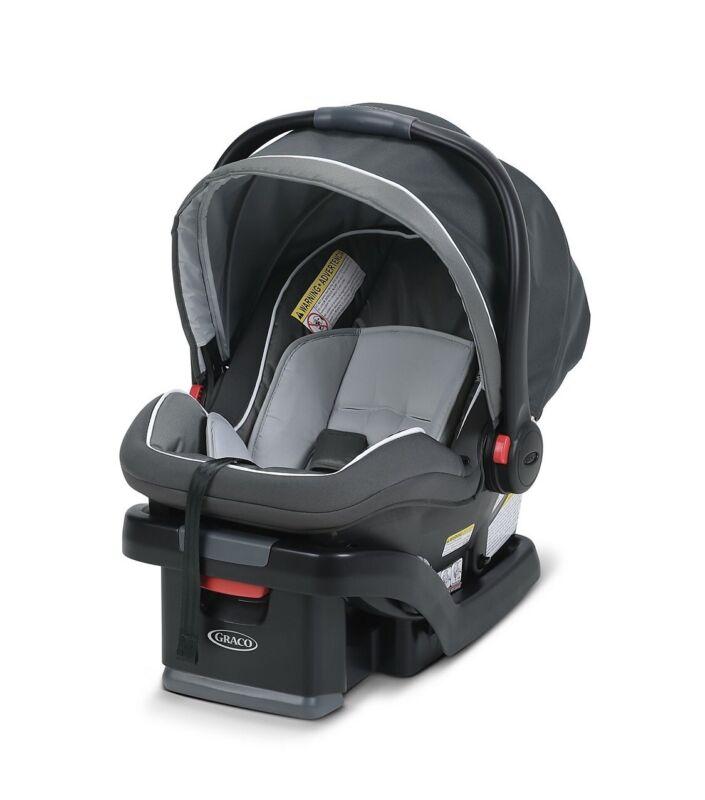 Graco SnugRide SnugLock 35 Infant Car Seat & Base, Tenley NEW/Manf. 03/2021