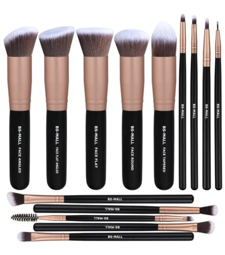 BS-MALL Makeup Brushes Premium Synthetic Foundation