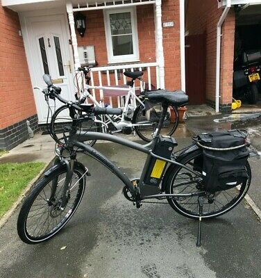 Wisper 905 Classic Electric Bike