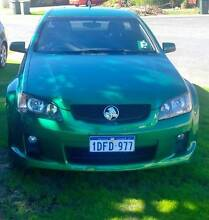 2009 Holden Commodore Ve my 10 SV6 Ute Quinns Rocks Wanneroo Area Preview