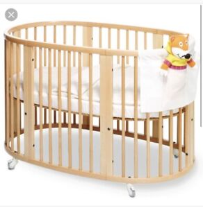 Stokke Sleepi convertible crib