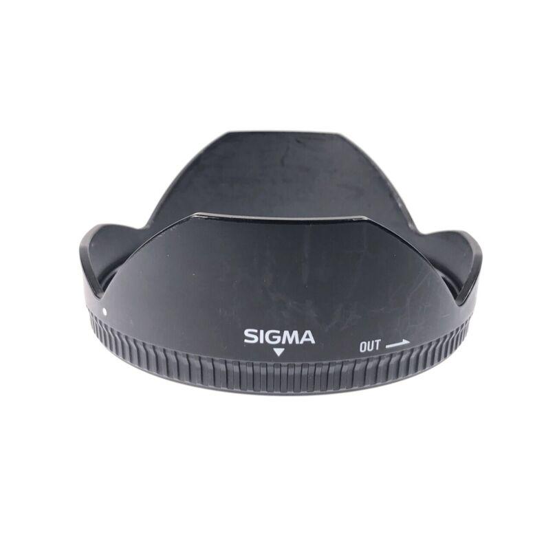 Genuine Sigma LH 825-04 Lens Hood for 10-20mm f/4-5.6 & 17-35mm f/2.8-4 (77mm)
