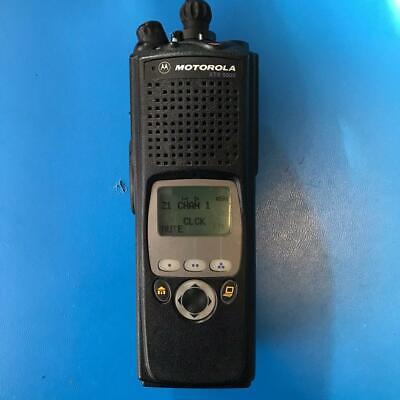Mototola Xts5000 Uhf-1 380-470mhz P25 Digital 9600 Trunking Portable Radio Ham