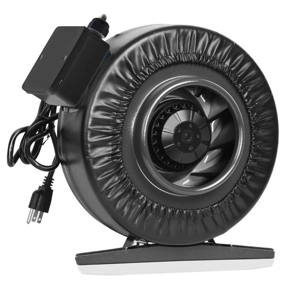 """4 - 12"""" Inch Duct Inline Fan for Cooling Vent Hydroponics Ex"""