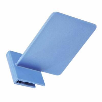 Genuine Bosch Fridge & Freezer Door Shelf Bottle Slide Blue Holder