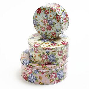 Ebay Cake Storage Tins