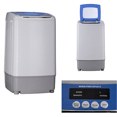 غسالة و مجفف ملابس جديد New Midea 0.9 CF Portable Compact Washer Washing Machine