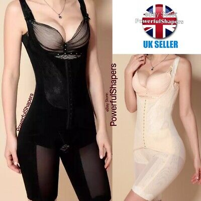 Ladies Full All In One Piece Bodysuit Pull Me In Pants Best Shapewear for