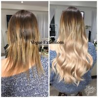 **CERTIFIED & EXPERIENCED** Hair Extension Stylist**