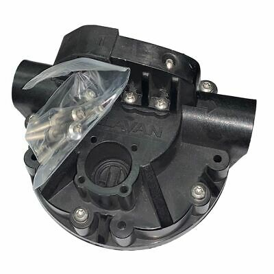 Delavan Complete Pump Head Assembly 5850 Series Pump With Pressure Switch