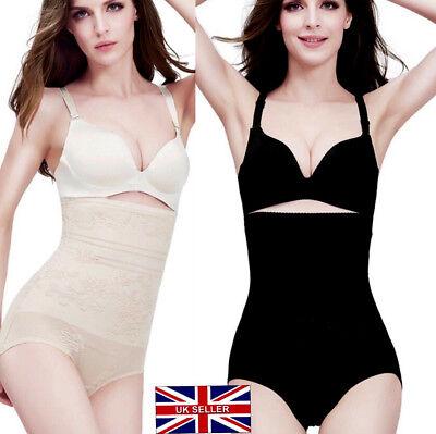 UK Best Plus Size Slimming Underwear Girdle for Women Firm Tummy Control Briefs