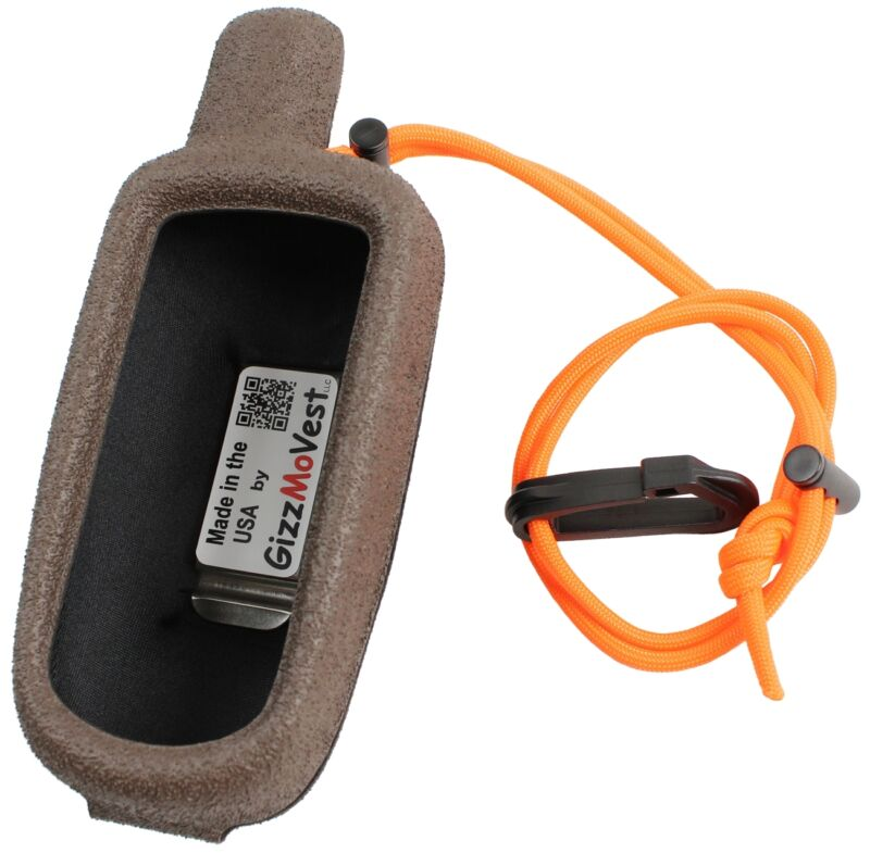 CASE COVER for Garmin GpsMap 64s 64st, Tough & Made in the USA by GizzMoVest Cof