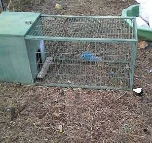 NEED GONE NOW old rabbit cage Owen Wakefield Area Preview