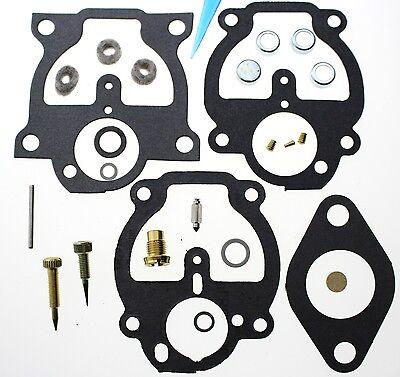 Carburetor Kit Fit Continental Fs162 F162 F163 F400f252 F162f471 12105 12952 W74