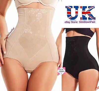 Womens Best Plus Size Shapewear Magic Stomach Flattening Knickers Underwear