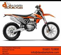 KTM 250 - 350 - 450 - 500 EXC-F 2021 Enduro In Stock