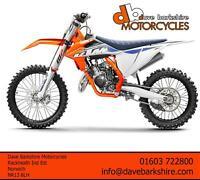 KTM 125 SX 2022 ** In Stock **