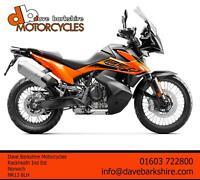 KTM 890 Adventure 2021 Orange - Grey **In House Deals & Great Finance Options**