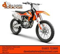 KTM 450 SX-F 2020 ** PRICE REDUCTION ** In Stock **