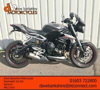 Triumph Street Triple RS 765 ** One Owner - FDSH **
