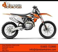 KTM 125 - 150 - 250 - 350 - 450 SX & SXF ** All Models In Stock **