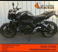 Yamaha FZ1-N 2008 ** One Owner - Very Clean - Black **