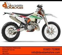 KTM 250 - 300 Exc Tpi 2021 6 Days ** In Stock ** Six Days 2021