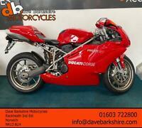Ducati 749 S Testastretta Super Sports ** Red - FSH **